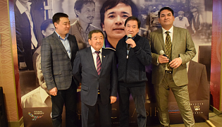 The gala premiere of a film about the outstanding sportsman ZhaksylykUshkempirov took place in Almaty