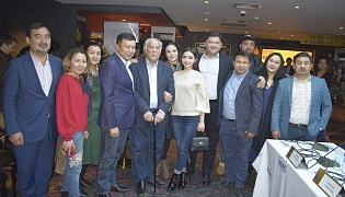 "Press screening of ""Baluan Sholak"" film took place in Almaty"