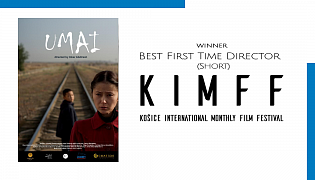 "The film ""Umai"" won a prize at the film festival in Slovakia"